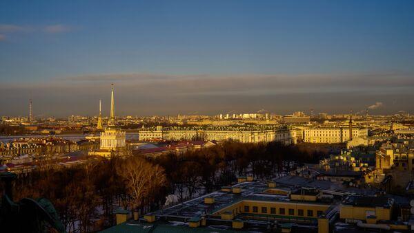 Виды Петербурга. Архивное фото