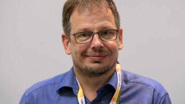 Журналист телеканала ARD Хайо Зеппельт. Архивное фото