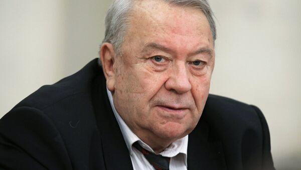 Владимир Фортов. Архивное фото