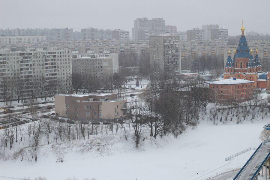 Район Северное Чертаново