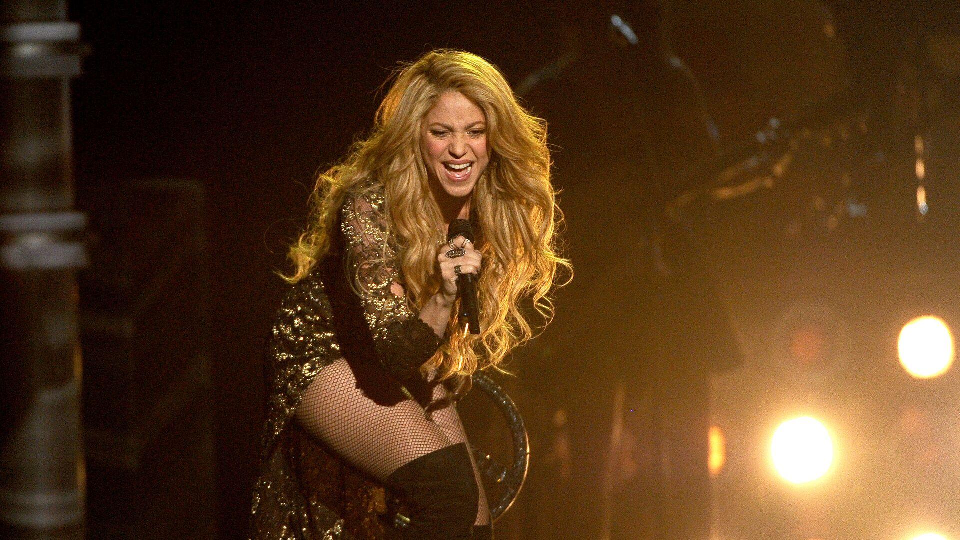 Певица Шакира выступает на вручении наград Billboard Music Awards - РИА Новости, 1920, 18.07.2021