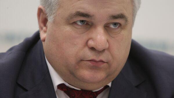 Член комитета Госдумы по делам СНГ, евразийской интеграции и делам соотечественников Казбек Тайсаев