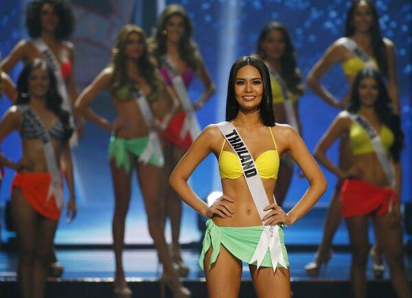 Мисс Таиланд Чалита Суансане