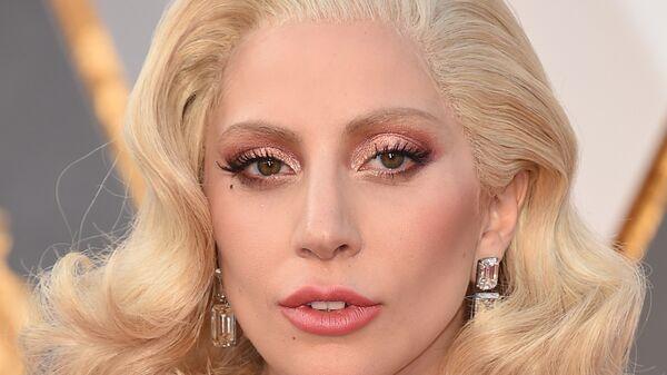 Леди Гага на 88-й церемонии вручения премии Оскар в Голливуде