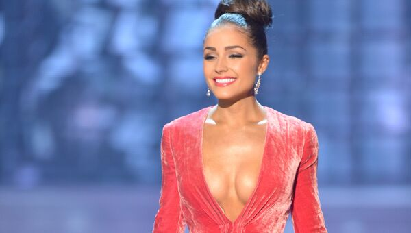 Оливия Калпо(США) - Мисс Вселенная 2012