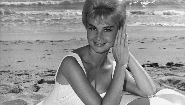 Марлен Шмидт (Германия) - Мисс Вселенная 1961