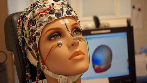 Устройство для фиксирования активности головного мозга