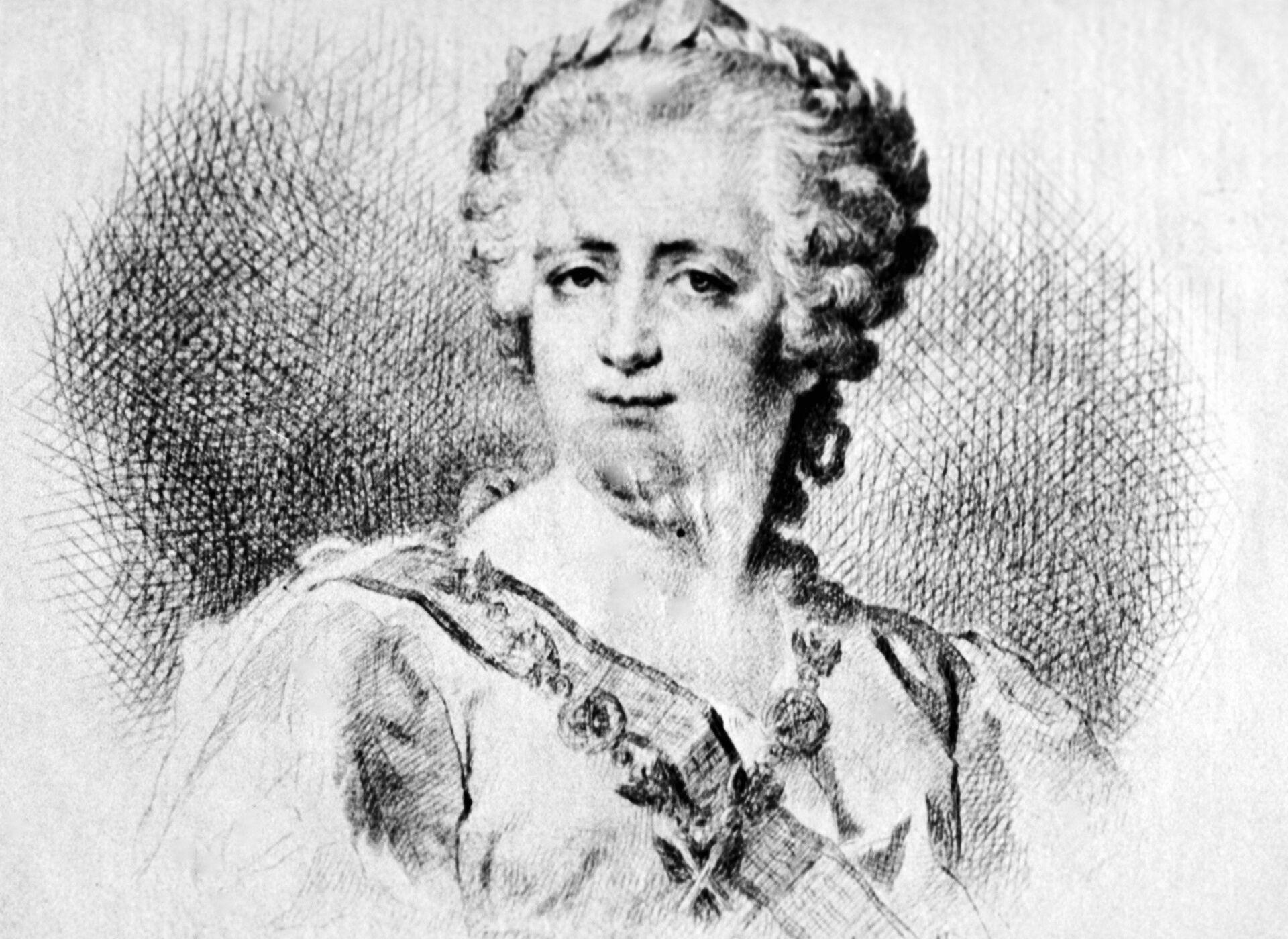 Екатерина II - РИА Новости, 1920, 10.09.2021