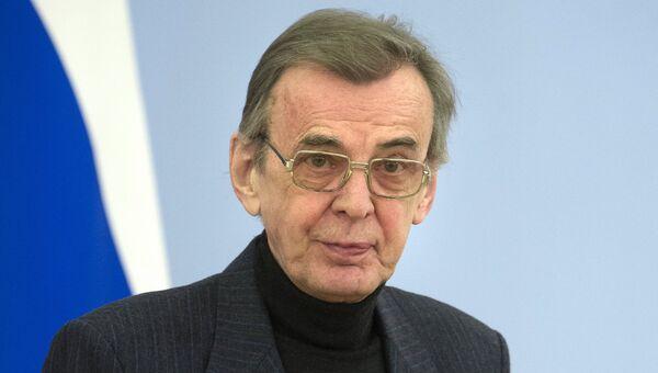 Народный артист России Георгий Тараторкин. Архивное фото