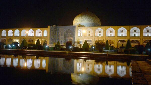 Исфахан. Архивное фото