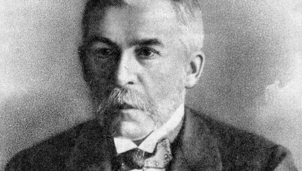 Министр внутренних дел царского правительства Петр Николаевич Дурново