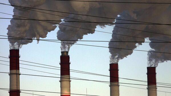Путин поручил предусмотреть снижение эмиссии парниковых газов