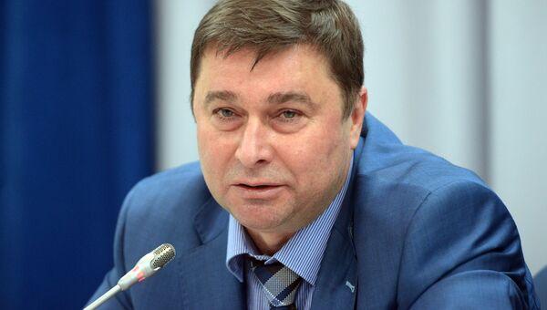 Генеральный директор Фонда перспективных исследований (ФПИ) Андрей Григорьев. Архив