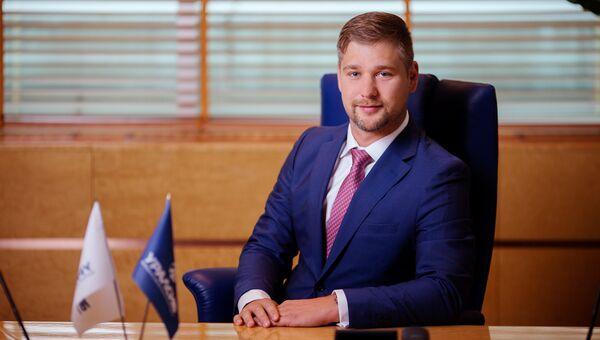 Зампред правления банка Уралсиб Вячеслав Дусалеев