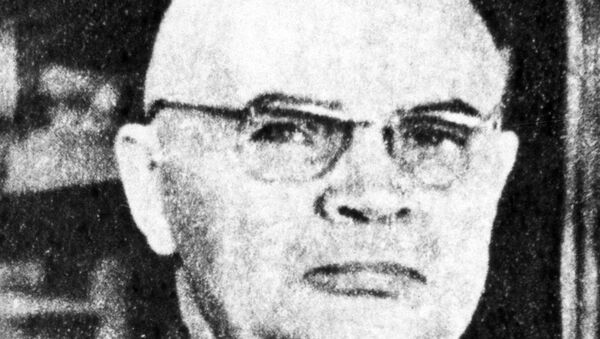 Советский конструктор Василий Гаврилович Грабин