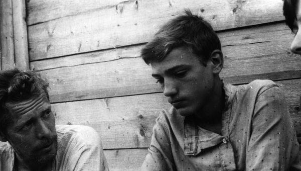 Кадр из фильма Начало неведомого века (1967). Архивное фото