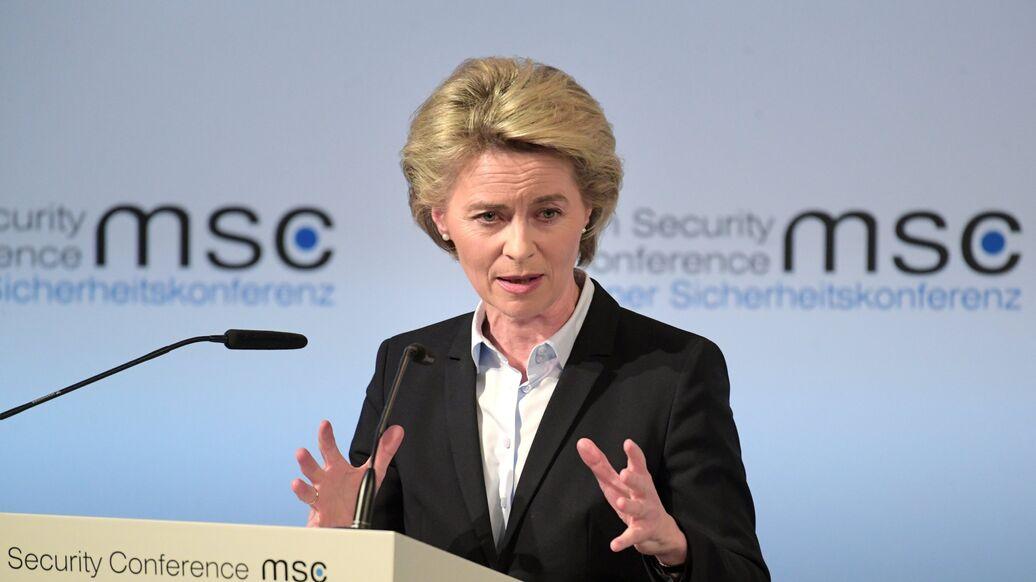 Министр обороны Германии заявила, что китайские ракеты угрожают России