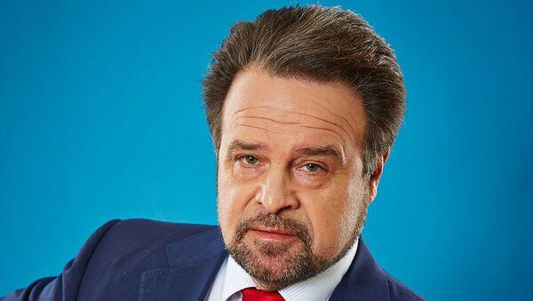 Генеральный директор РКК Энергия Владимир Солнцев. Архив
