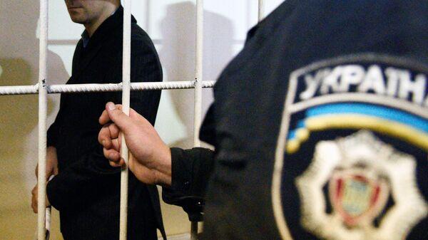 Судебное заседание на Украине. Архивное фото