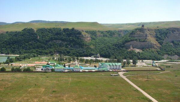 Карачаево-Черкесская Республика. Архивное фото