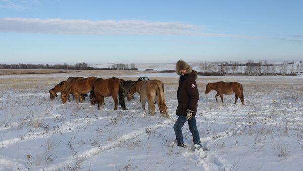 Сделано в России: как ветеринар возрождает традиционное коневодство