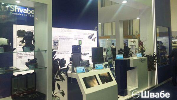 Швабе на  IDEX 2017 договорился с рядом компаний о поставках оптики