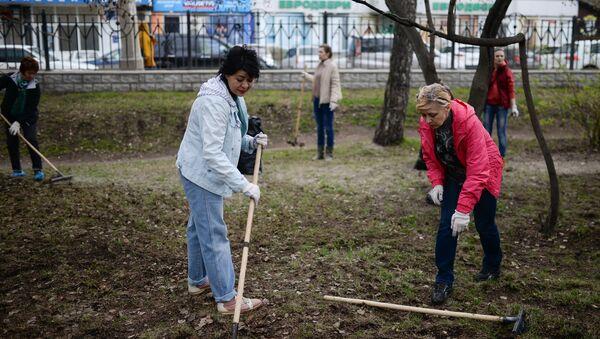 Стартовала всероссийская экологическая акция #МарафонДобрыхДел