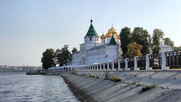 Кострома. Свято-Троицкий Ипатьевский монастырь