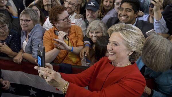 Американский политик, член Демократической партии Хиллари Клинтон