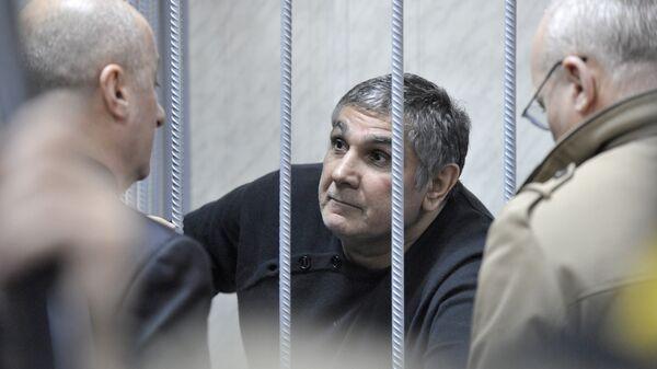 Рассмотрение в Тверском суде ходатайства следствия о продлении срока ареста в отношении Захария Калашова. 14 марта 2017