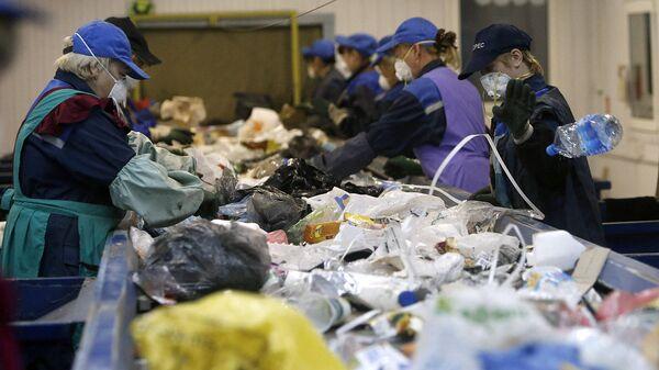 К 2025 году объем переработки отходов в России увеличится в 10 раз