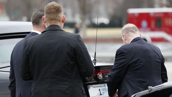 Агенты Секретной службы США. Архивное фото