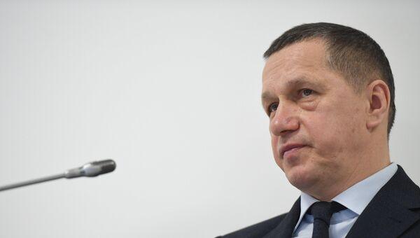 Полномочный представитель президента в Дальневосточном федеральном округе Юрий Трутнев