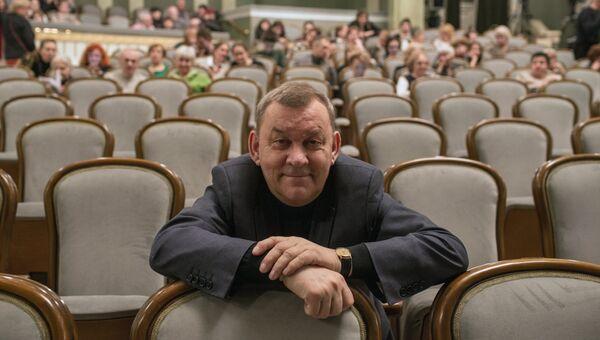 Директор Государственного академического Большого театра России Владимир Урин