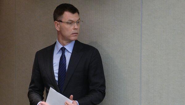 Директор Федеральной службы судебных приставов РФ Дмитрий Аристов. Архивное фото