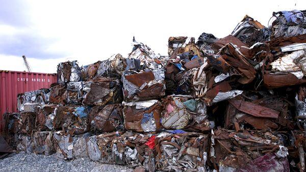 Свалка опасных отходов