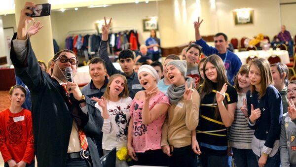 Дети, победившие рак, отправились на реабилитацию в центр Шередарь