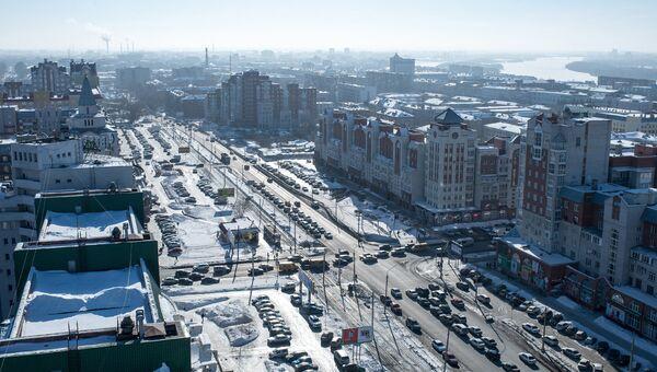 Омск. Архивное фото