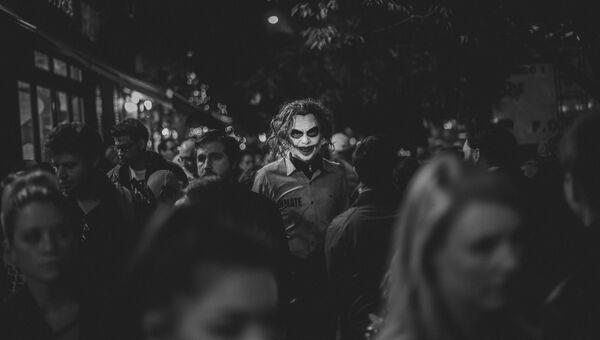 Работа фотографа из Греции Constantinos  Sofikitis Halloween Protagonists для 2017 Sony World Photography Awards