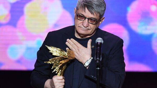 Режиссер Александр Сокуров на XXX церемонии вручения Национальной кинематографической премии НИКА в Москве