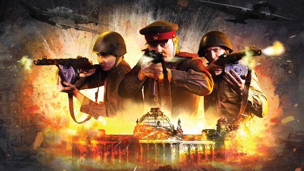 Историческая реконструкция Штурм Берлина состоится 23 апреля в Кубинке