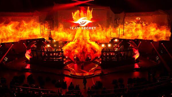 Церемония открытия турнира Epicenter в Москве, 10 мая 2016 года