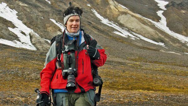 Мария Гаврило, кандидат биологических наук, заместитель директора национального парка Русская Арктика по научной работе