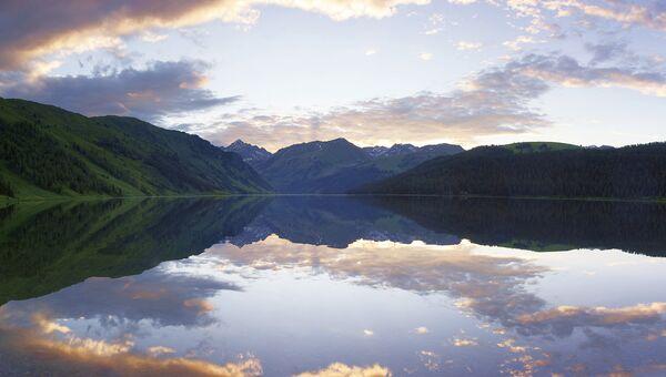 Тайменье озеро
