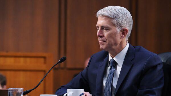Кандидат на должность судьи Верховного суда США Нил Горсач