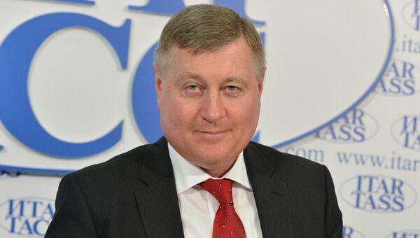 Заместитель гендиректора Роскосмоса по международной деятельности Сергей Савельев
