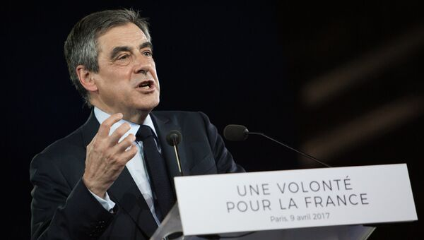 Франсуа Фийон. Архивное фото