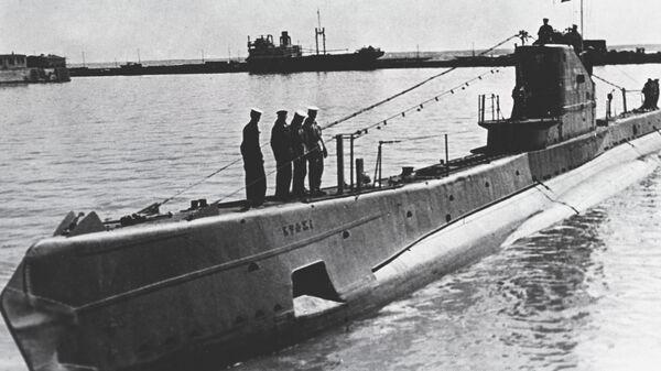 Подводная лодка типа Щ