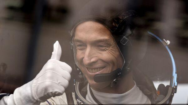 Космонавт Сергей Рыжиков пожелал югорчанам вселенского здоровья