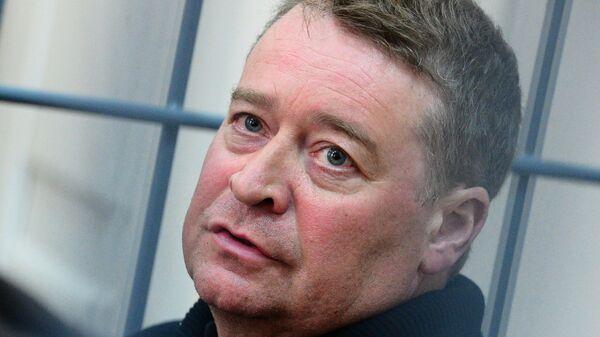 Бывший глава республики Марий Эл Леонид Маркелов, обвиняемый в получении взятки, в Басманном суде Москвы